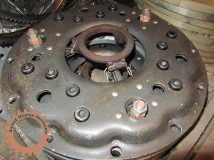 Корпус муфты с диском 01М-21с2-1 / А-01М, Д-461 и их модификации / Группа 21- муфта сцепления